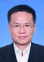 Liping Zhao headshot.